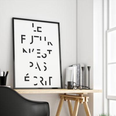conception-creation-carte-de-voeux-optimiste-le-futur-nest-pas-ecrit1